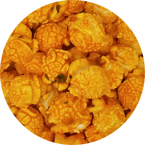 Flaming Buffalo Spud Popcorn
