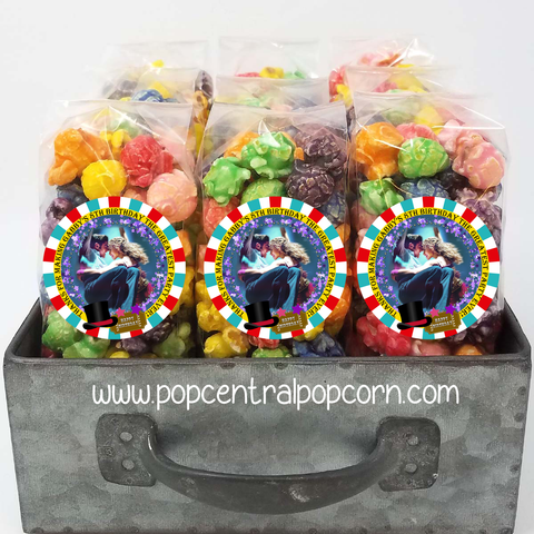 Greatest Showman - Popcorn Party Favors