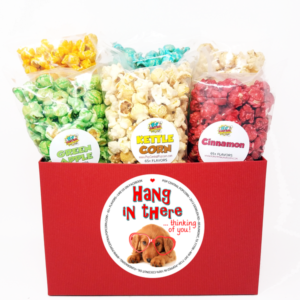 Hang In There - Variety 6 Pack - Mini Bags