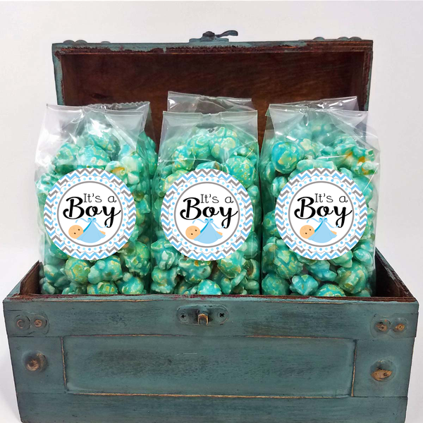 It's A Boy/Girl popcorn favors