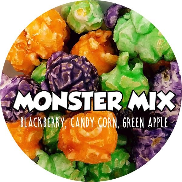 Monster mix popcorn