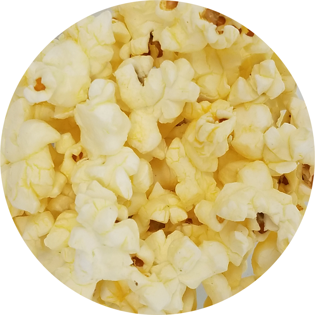 Traditional (low salt) Popcorn