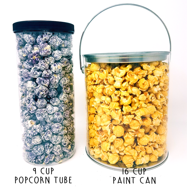 1 Gallon - Popcorn Can - SAVORY FLAVORS