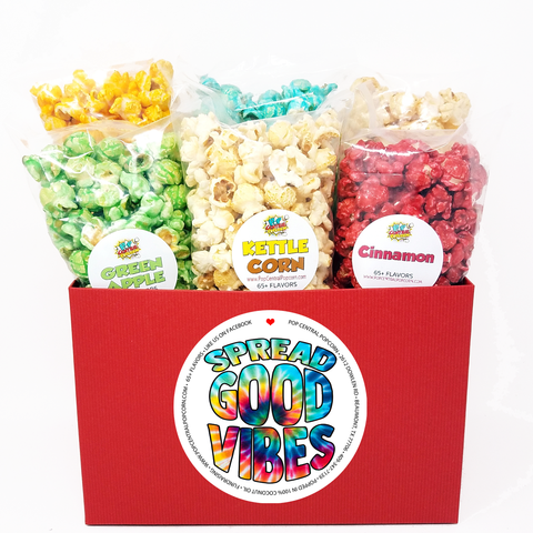 Good Vibes - Variety 6 Pack - Minis