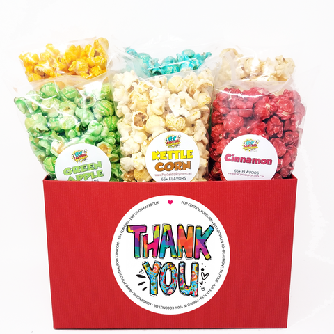 Thank You - Variety 6 Pack - Mini Bags