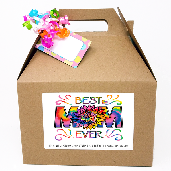 Tie Dye Mother's Day - Variety 6 Pack - Mini Bags