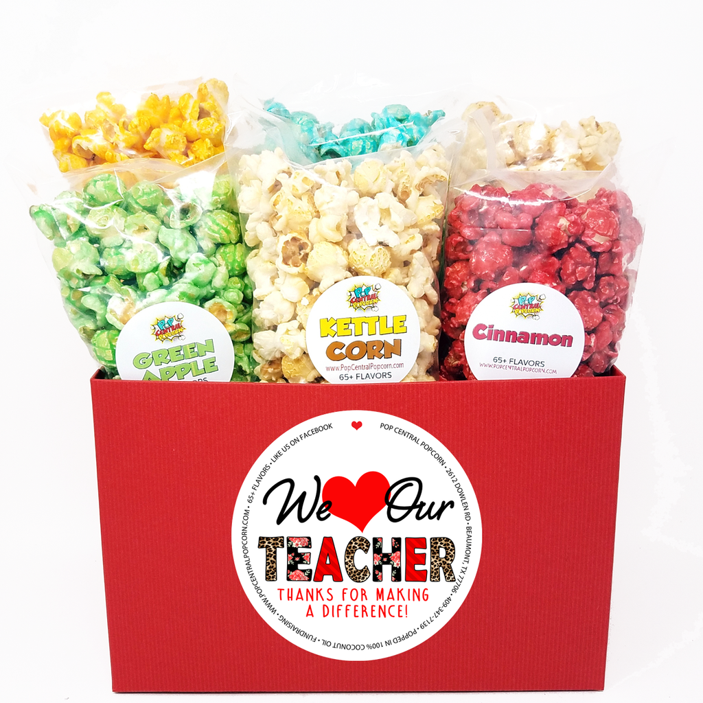 Love Our Teacher - Variety 6 Pack - Mini Bags