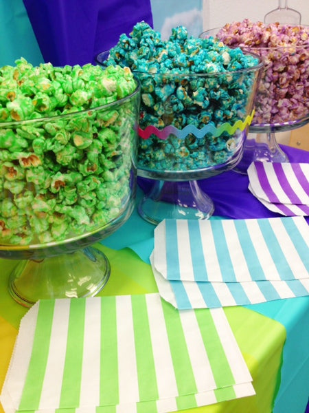 Popcorn Bar- DiY- 100 Guests