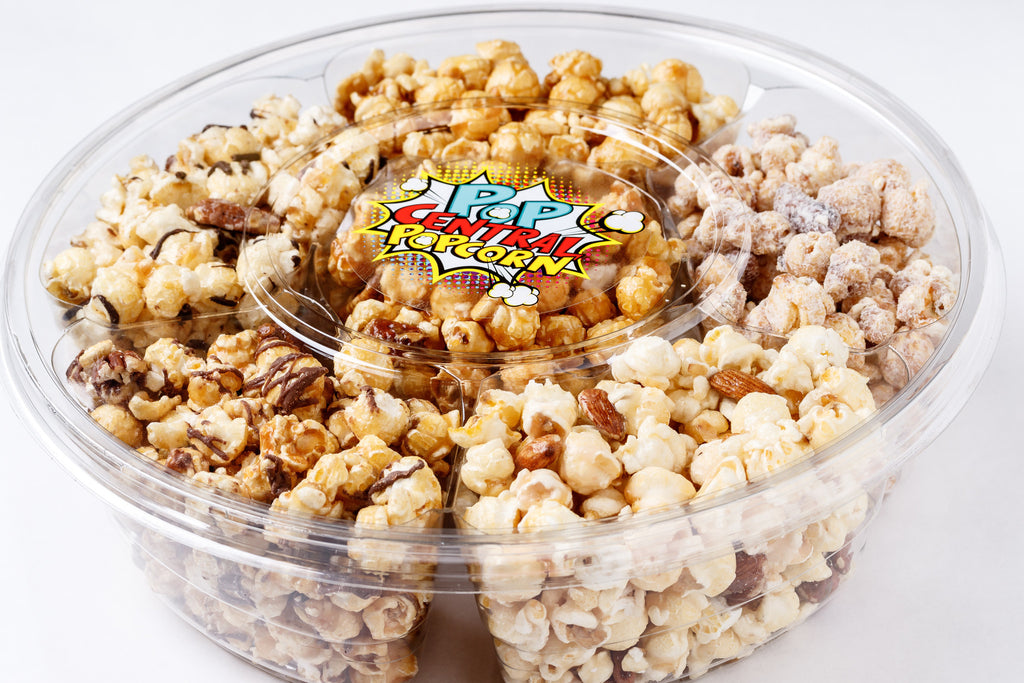 """Nutty"" Party Tray"