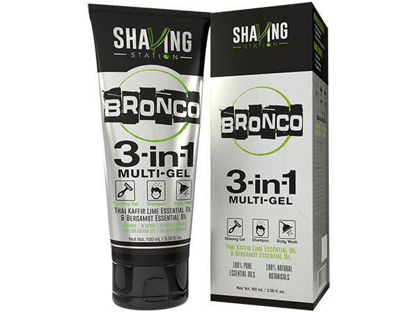 Bronco 3 in 1 Gel