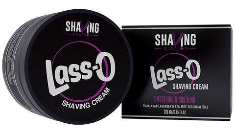 Lass-O Shaving Cream