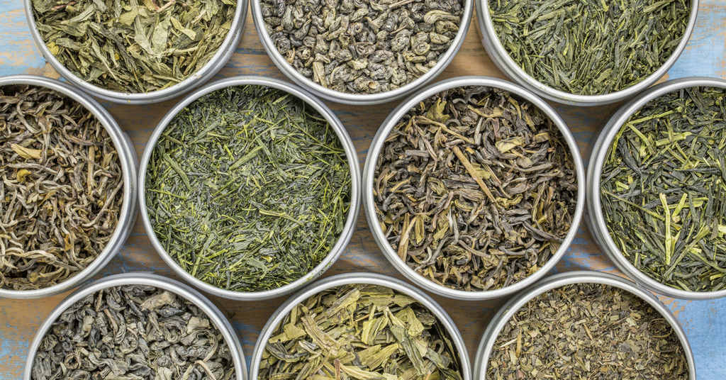 10 Different Types of Green Tea You Need to Know About
