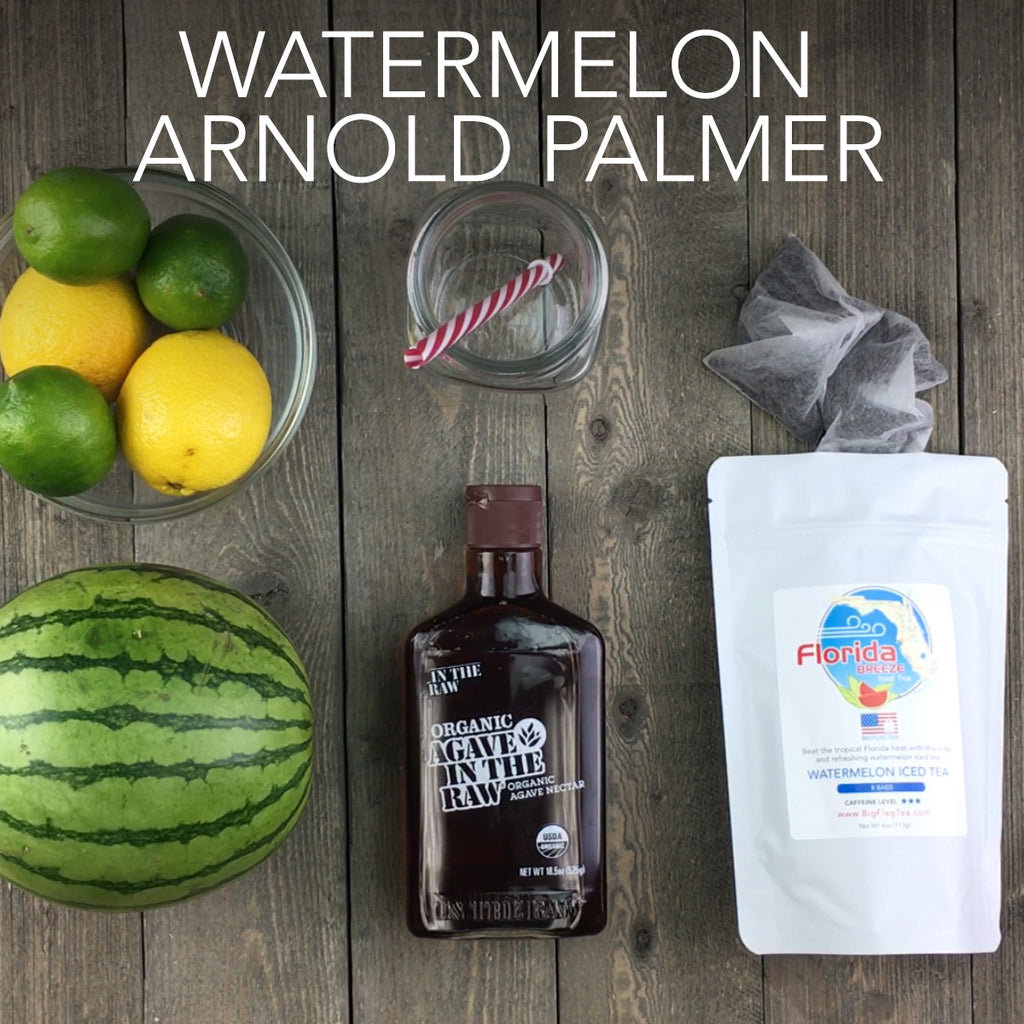 Watermelon Arnold Palmer Recipe