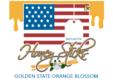 Orange Blossom Honey Sticks