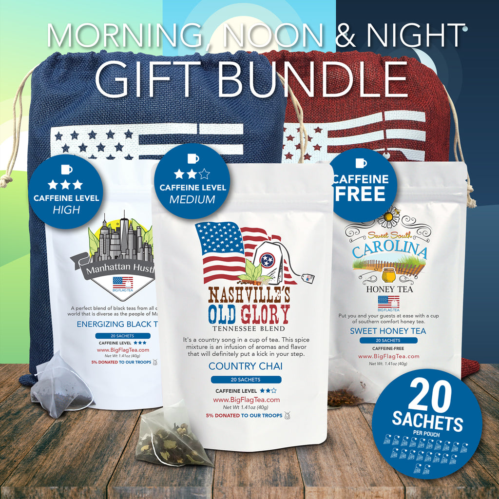 Morning, Noon & Night Bundle