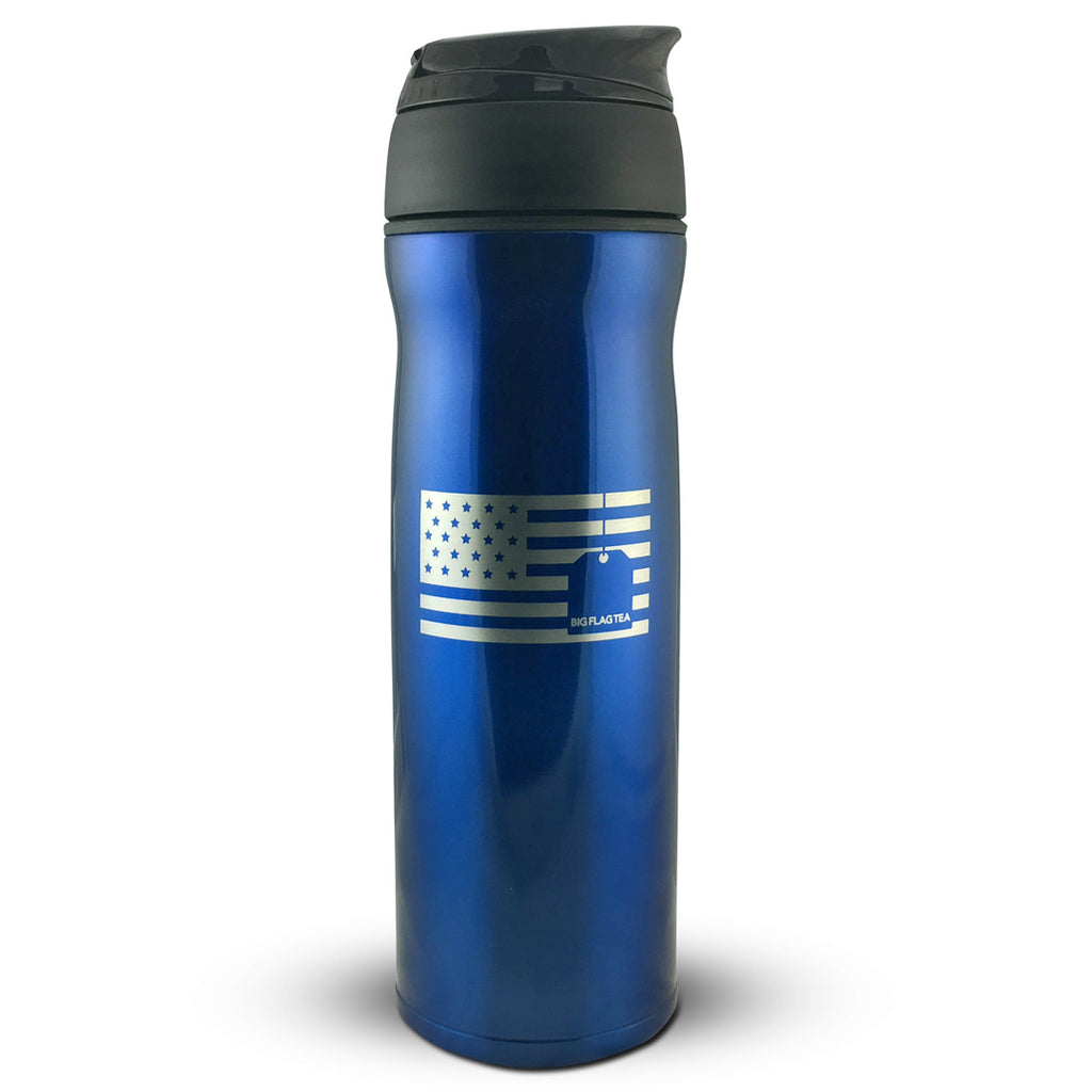 Tea2Go Vacuum Mug Blue