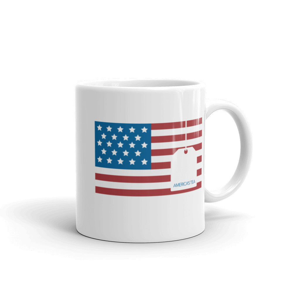 Big Flag Tea (Color)