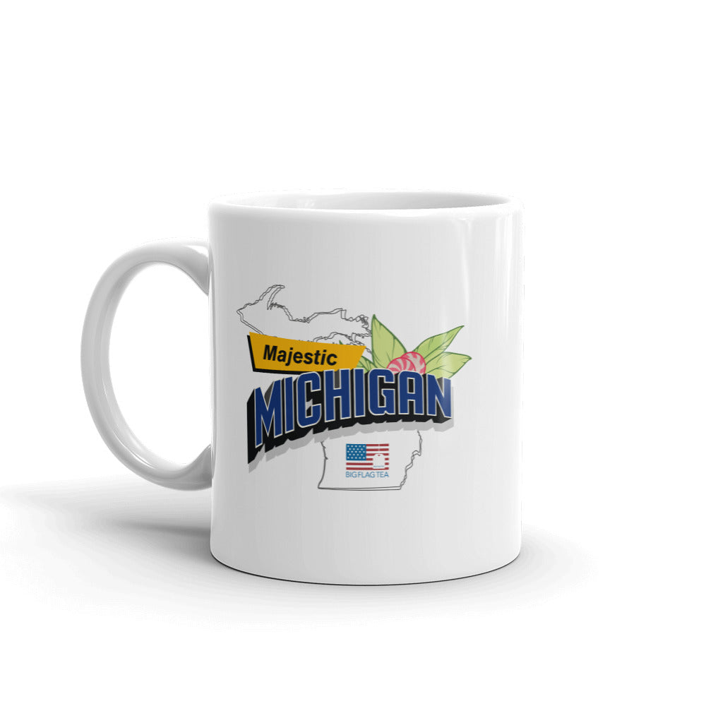 Majestic Michigan Mug