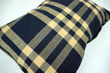 Checker Pillow 16 x 12""