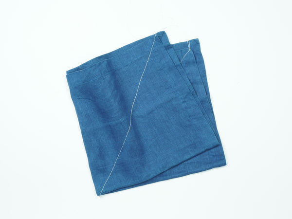 Natural Indigo Table Napkin