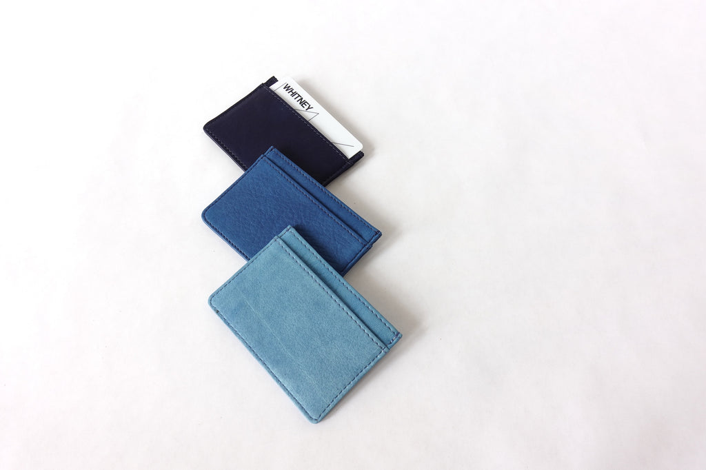 SUKUMO Leather Card Case