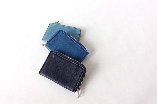 SUKUMO Leather Zip Case