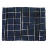 Patched Checker Table Runner