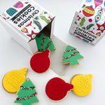 Vanilla Christmas Cookie Box