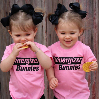 Twinergizer Bunnies - O Twins Clothing Co