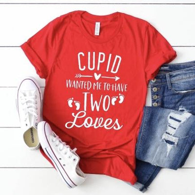 Cupid Wanted Me To Have Two Loves (Pregnancy)