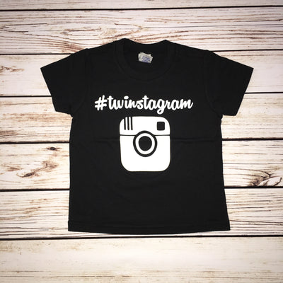 Twinstagram Tee - O Twins Clothing Co