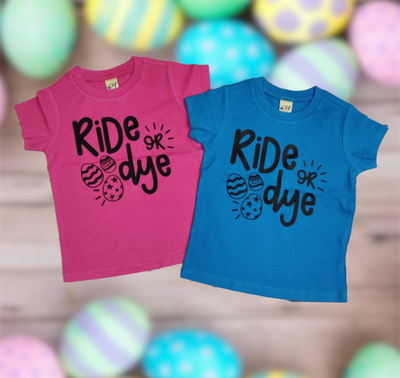 Ride or Dye - O Twins Clothing Co