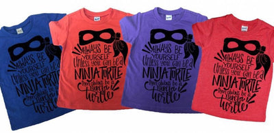 Ninja Turtles - O Twins Clothing Co