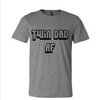Twin Dad AF - O Twins Clothing Co