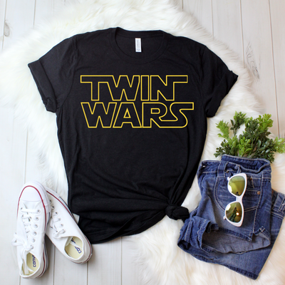 Twin Wars- ADULT - O Twins Clothing Co