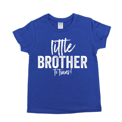 Little Brother to Twins TSHIRT - O Twins Clothing Co