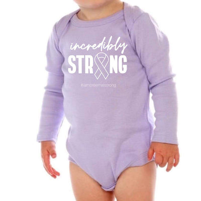 Incredibly Strong-ONESIE - O Twins Clothing Co