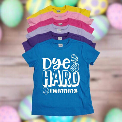 Dye Hard Twinning - O Twins Clothing Co