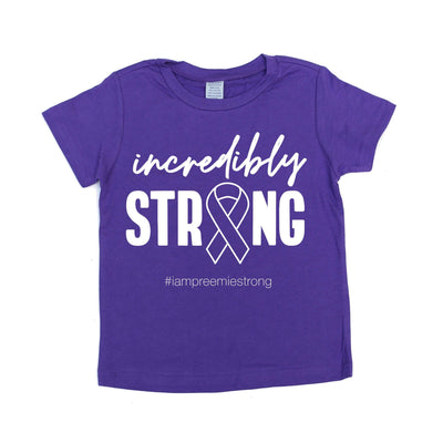 Incredibly Strong - O Twins Clothing Co