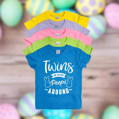 Twins Are The Best Peeps Around! - O Twins Clothing Co