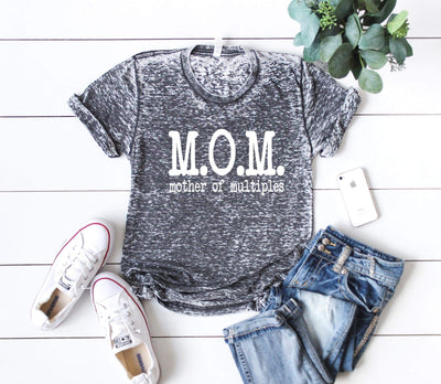 M.O.M-Mom of Multiples - O Twins Clothing Co