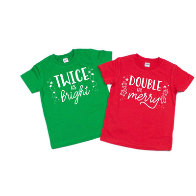 Merry/Bright - O Twins Clothing Co