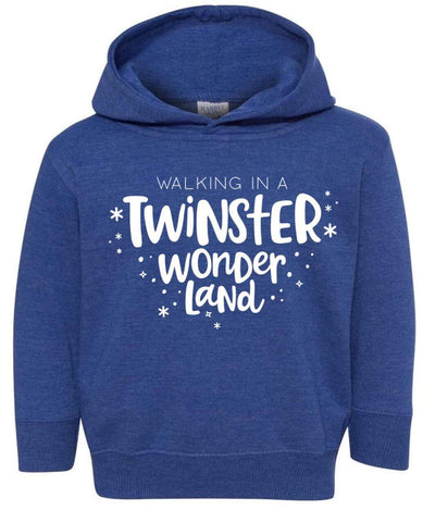 Twinster Wonderland (HOODIE OPTION) - O Twins Clothing Co
