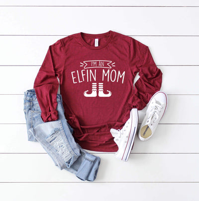 Elfin Mom - O Twins Clothing Co