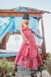 The Stevie Maxi in Raven