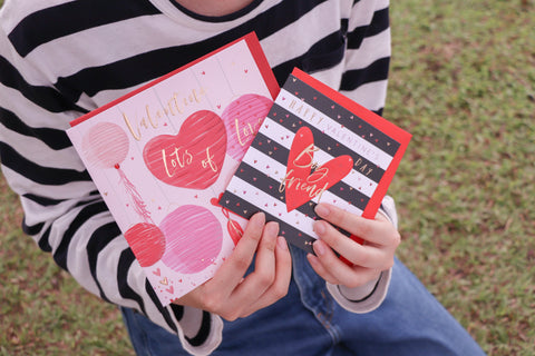Blogpost Valentine's Day Gift Ideas Cards