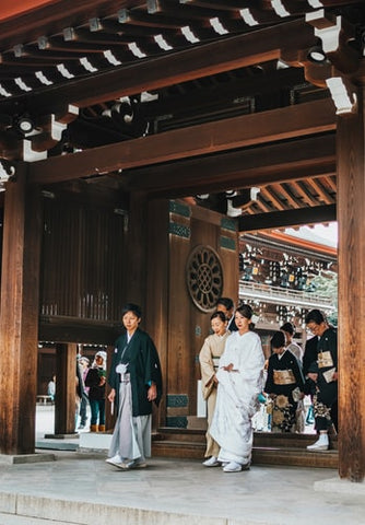Blogpost - Uniquely Japanese Wedding - Klosh Online