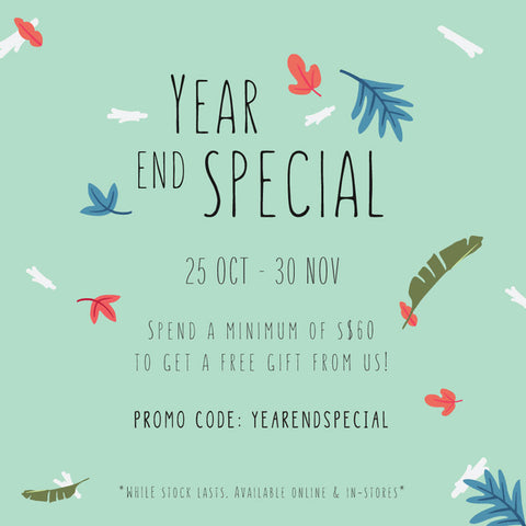 Year End Special - Klosh Online