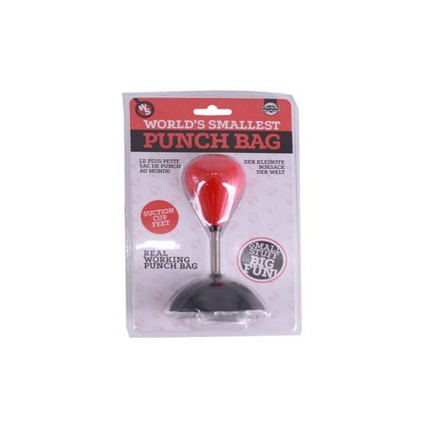 World Smallest Punching Bag Klosh Gift Shop Singapore