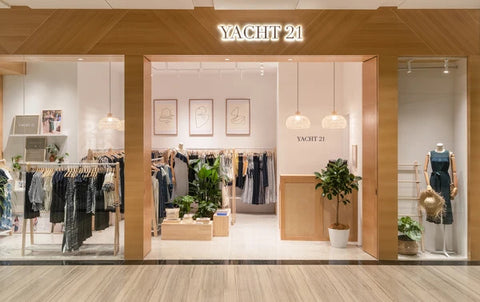 Yacht21 Jewel Outlet Blog interview with Jaranis Ho, Founder of Yacht 21 - Klosh Gifts Shop Singapore